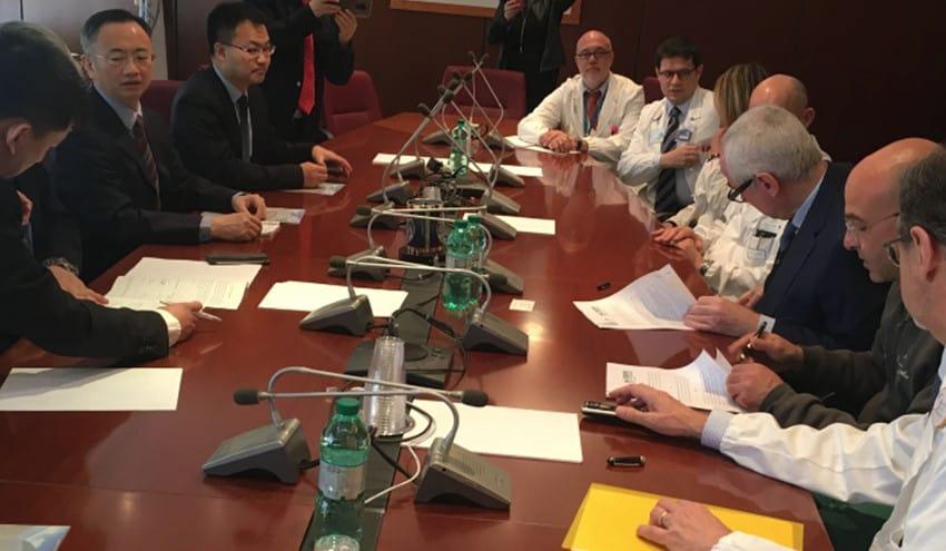 Oncologia, firmato accordo tra Fondazione Policlinico..